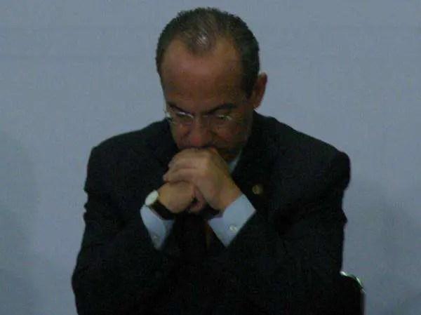 Méxicopolítico: el autoritario calderón