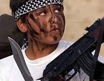 Los huérfanos de la guerra en méxico
