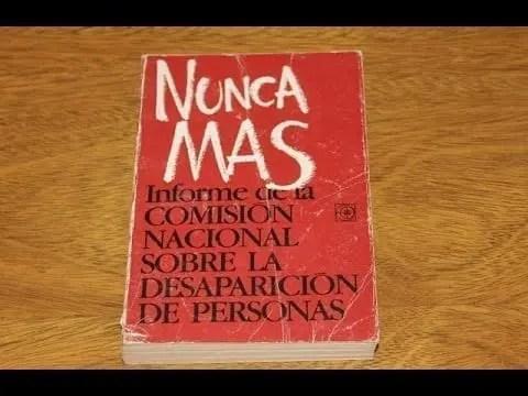 Ernesto Sábato: prólogo a 'nunca más'