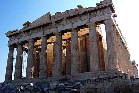 Grecia, las ruinas del siglo xxi