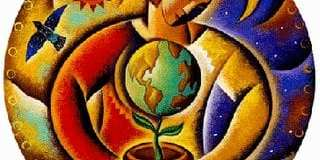 Mother earth is a living being