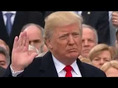 Trump, trump, we will be watching you