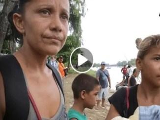 Una lágrima por las madres refugiadas de la caravana centroamericana
