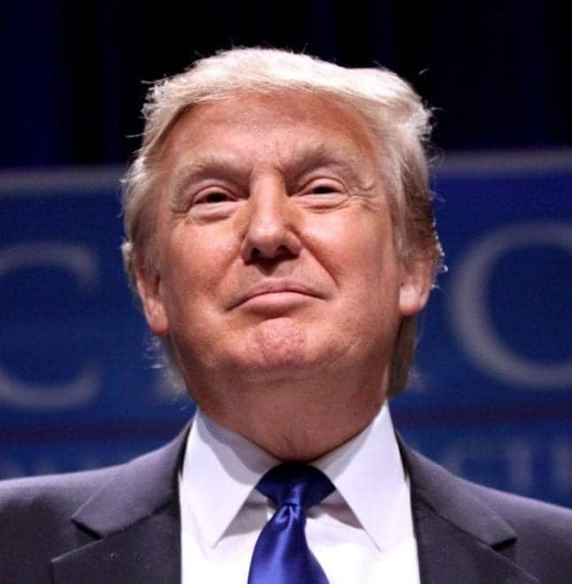Donald trump, el inepto, el incompetente