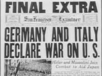 Por qué hitler declaró la guerra a estados unidos