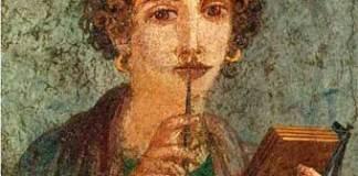 La poesía de safo de lesbos: parece que fue ayer