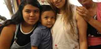 La migra libera a madre embarazada