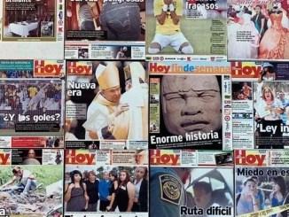 Adiós al periódico hoy de los Ángeles, por randy jurado ertll