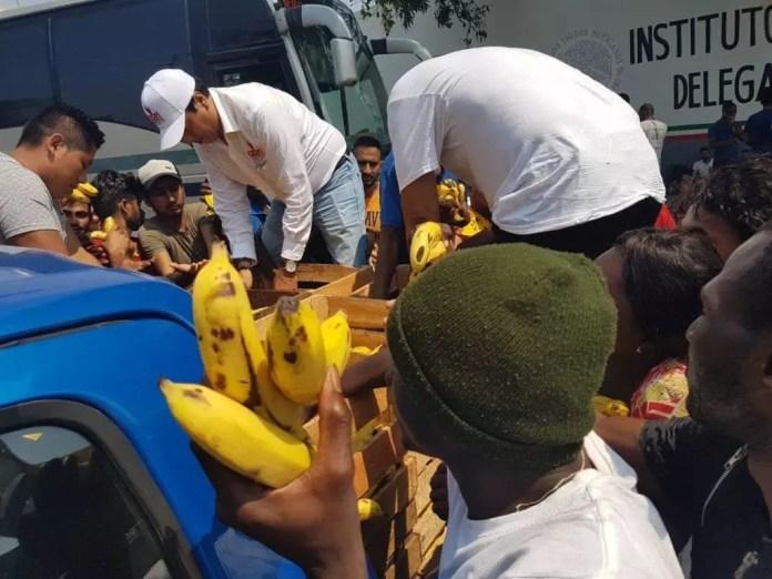 Tapachula: condiciones inhumanas para migrantes