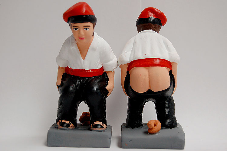 El caganer: Cataluña's crazy Christmas tradition (1/3)