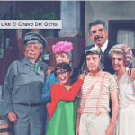 My Seven-Year-Old Doesn't Like El Chavo Del Ocho.