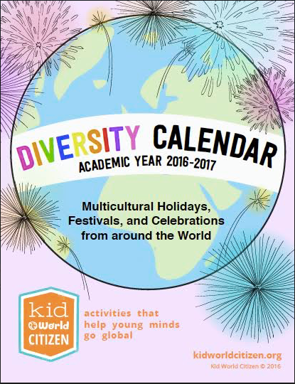 diversity calendar