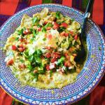 Chilaquiles al Horno for Las Posadas