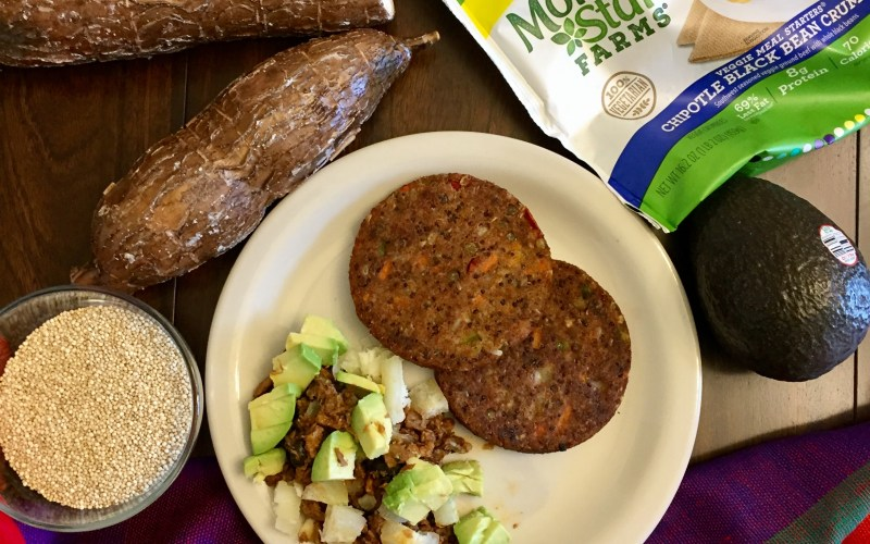Enjoy 3 Latin American Superfoods With This Vegetarian Recipe