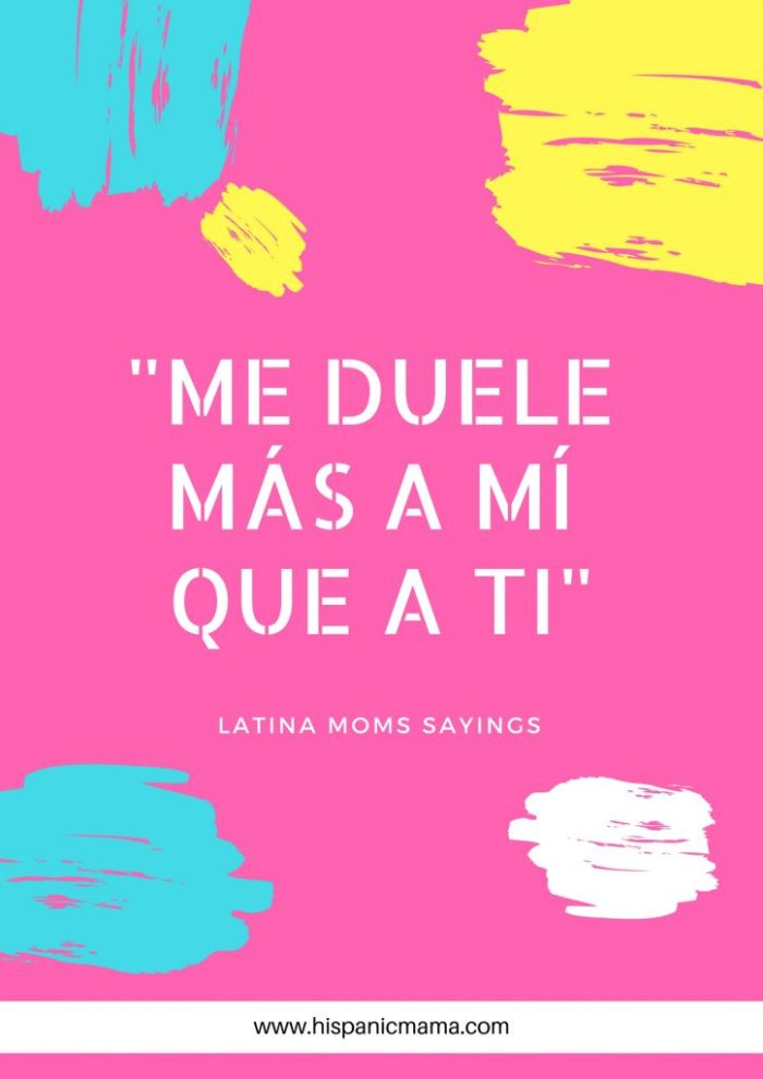 9 Phrases That Latina Moms Say - Hispanic Mama