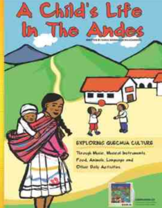 A child's life in the Andes
