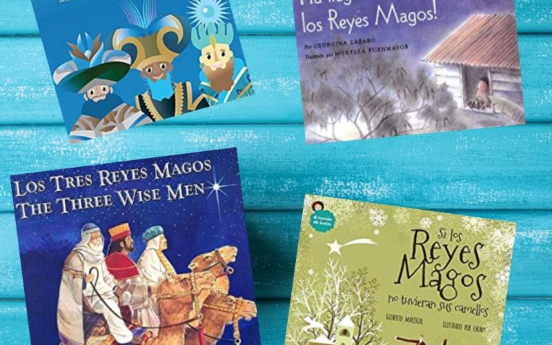 Three Kings Day Bilingual Books