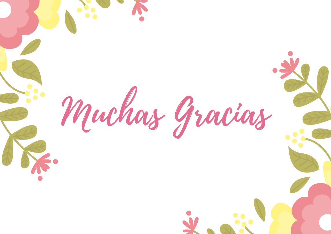 photo about Children's Thank You Cards Free Printable referred to as Offering Because of and Absolutely free Thank Your self Playing cards inside of Spanish - Hispanic