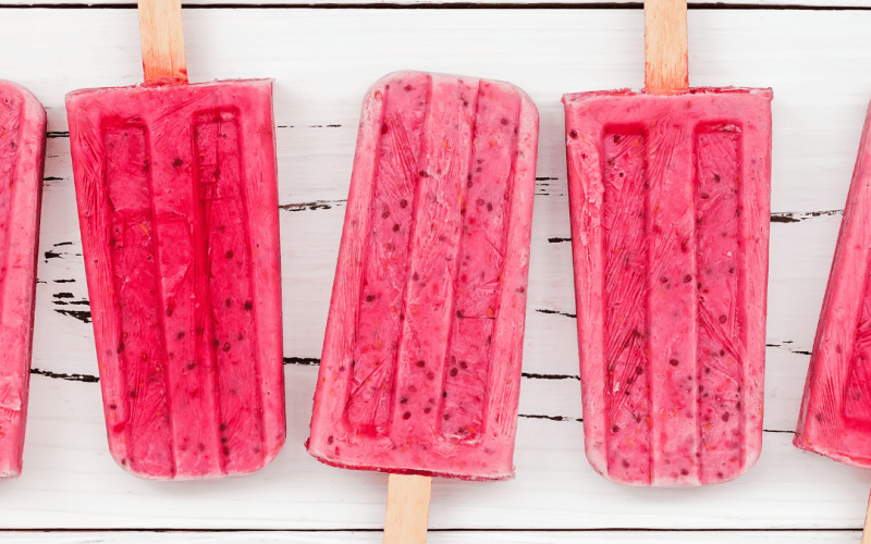 Ode to Paletas! Easy Recipes for Mexican-Style Ice Pops