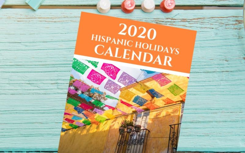 2020 hispanic holidays calendar