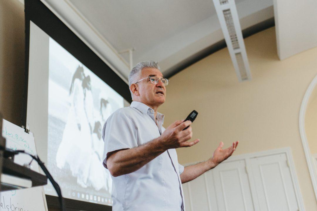 Photo of Dr. Eduardo Fernández