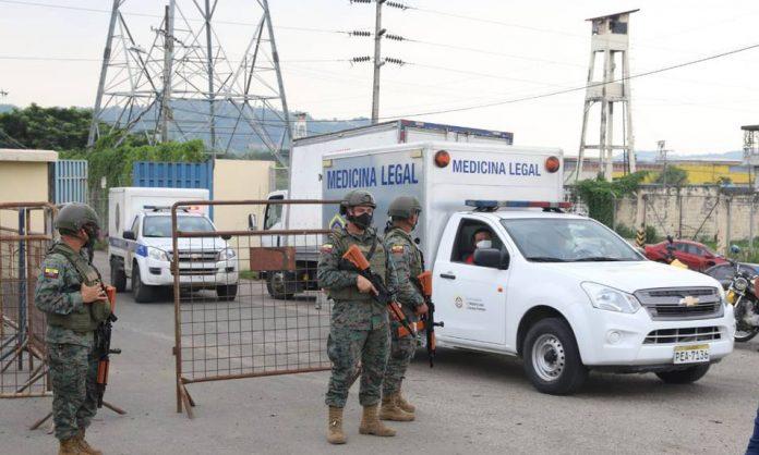 Masacre carcelaria en Ecuador
