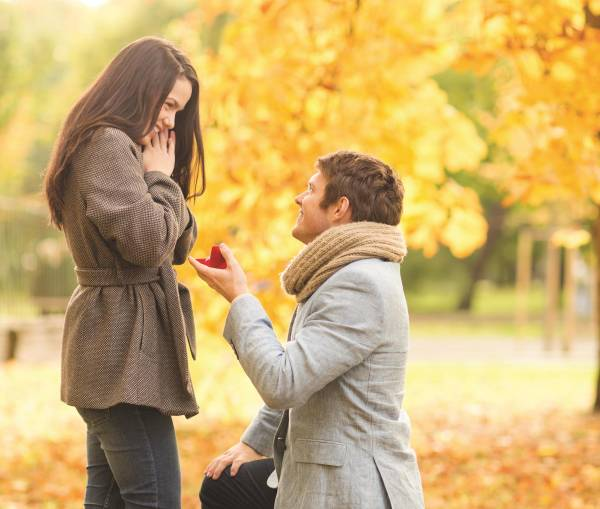 20 Signs He's Going to Propose to You Soon