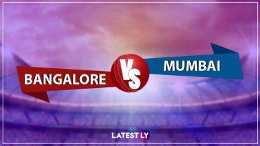 RCB vs MI 10th IPL Match 2020: Storming of Royal Challengers Bangalore, Mumbai Indians need 202 runs to win