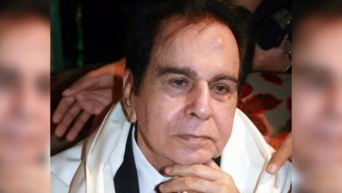 Dilip Kumar Health Update: Dilip Kumar admitted to hospital,  wife Saira Banu told about the health of actor
