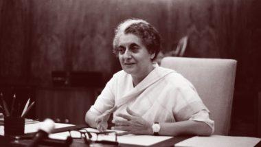 इंदिरा गांधी की पुण्यतिथि: जानिए पूर्व प्रधानमंत्री इंदिरा गांधी की 36 वीं पुण्यतिथि पर उनके जीवन से जुड़ी कुछ खास बातें और रोचक तथ्य