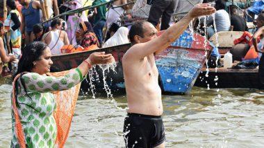 Ganga Saptami 2021: Today is Ganga Saptami?  Learn the greatness, worship method and mantra of Mokshadayini Maa Ganga