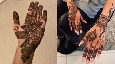 Bakrid 2020 Latest Mehndi Designs Put This Beautiful Mehndi In Your Hands And Feet On This Special Festival Of Bakrid See Latest And Easy Designs For Eid Ul Azha Ampinity News,Egyptian All Seeing Eye Tattoo Designs