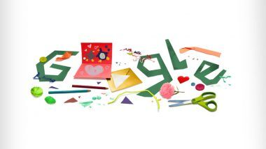 Happy Father's Day 2020 Google Doodle: Happy Father's Day, create creative craft through this special doodle of Google and send your beloved father virtual cards of Father's Day