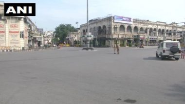 Full shutdown on Sunday to stop the spread of COVID-19 in Tamil Nadu, roads empty