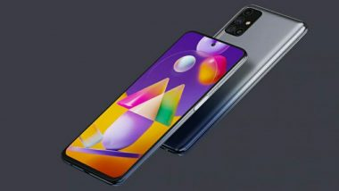 Samsung Galaxy M31s smartphone launched in India, these are special features with 6000mAh battery and 64MP camera, know the price here
