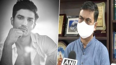 Sushant Singh Rajput Death Case: Union Minister RK Singh said - Sushant should give the case to CBI, I spoke to Uddhav Thackeray but he is not in favor of it