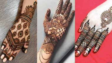 Raksha Bandhan 2020 Mehndi Designs: Create these latest and attractive mehndi designs on your hands on the festival of Raksha Bandhan, see photos and video tutorials (Watch Video)