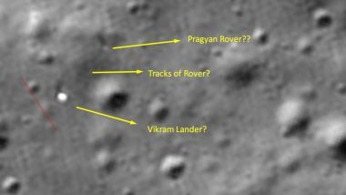 Chandrayaan-2: Rover knowledge on the lunar surface, new pictures of NASA raise India's hopes for Chandrayaan-2 mission
