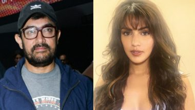 Sushant Singh Rajput Case: Riya Chakraborty called Aamir Khan, superstar messaged him three times