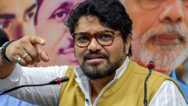 Union Minister of State Babul Supriyo met Home Minister Amit Shah a day ago, isolated himself