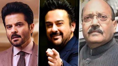 RIP Amar Singh: Anil Kapoor, Anoop Jalota and Adnan Sami condole the death of Amar Singh