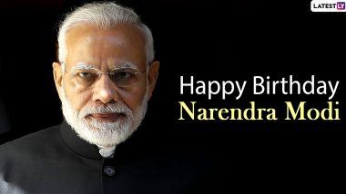 PM Narendra Modi 70th Birthday: CM Shivraj Singh Chouhan congratulated Prime Minister Narendra Modi on his birthday, said- PM's dream of a healthy India