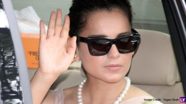 Kangana Ranaut reprimanded Twitter for suspending account, said - it is a habit of Americans to keep brown people enslaved