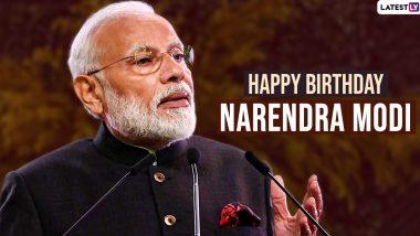PM Narendra Modi 70th Birthday: Bihar BJP will celebrate Prime Minister Narendra Modi's birthday as 'Seva Week'