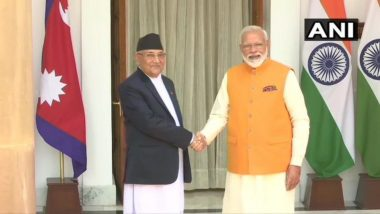 Nepal's Prime Minister KP Sharma Oli congratulated PM Modi on his birthday, said - we will continue to work together to make our countries stronger