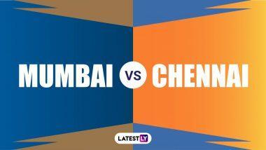 MI vs CSK 27th IPL Match 2021: हाईवोल्टेज मुकाबले में आज मुंबई का सामना चेन्नई के साथ, इन 4-4 विदेशी खिलाड़ियों के साथ मैदान में उतर सकती हैं दोनों टीमें