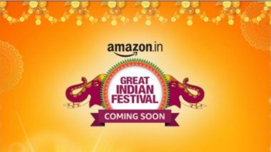 Amazon Great Indian Festival Sale 2020: Amazon Great Indian Festival Sale to begin on October 17, see full list of offers here