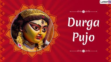 Durga Puja 2020: When is Shubho Shashthi?  Know the auspicious time, significance and full schedule of Sharadiya Navratri and Durga Puja of Goddess Bodhan