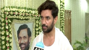Bihar Assembly Election 2020: Chirag Paswan's question to BJP- LJP vote is cut off, so why have you been together since 2014?