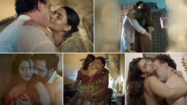 Charmsukh Web Series Hot Video: Hot video of 'Shramsukh', a bold web series full of sex and romantic scenes, went viral!
